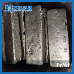 Rare Earth Praseodymium Neodymium Metal Alloys